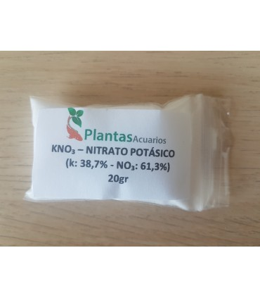 NITRATO POTASICO (KNO3) 50GR
