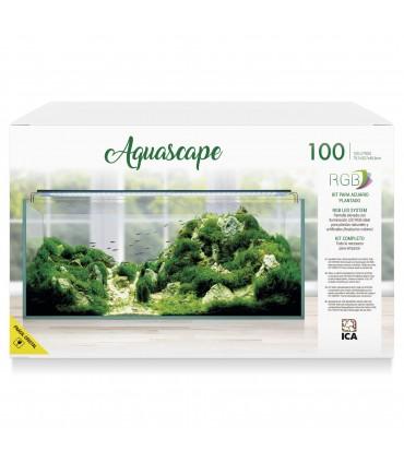 Kit Acuario AQUASCAPE RGB 100 (100 l)