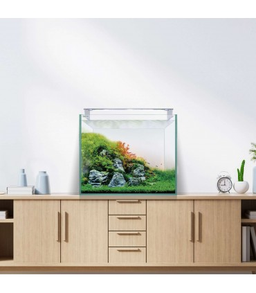 KIT ACUARIO AQUASCAPE RGB PRO EXTRA-CLARO 150 (136 l)