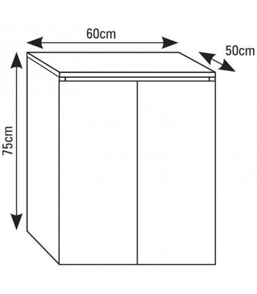 Mesa / Mueble para Acuarios 60 x 50 cm - AQUASCAPE PRO