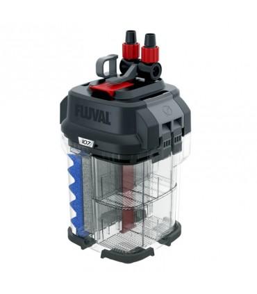 Filtro Fluval 107 - Filtro externo para Acuarios