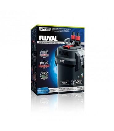 Filtro Fluval 207 - Filtro externo para Acuarios