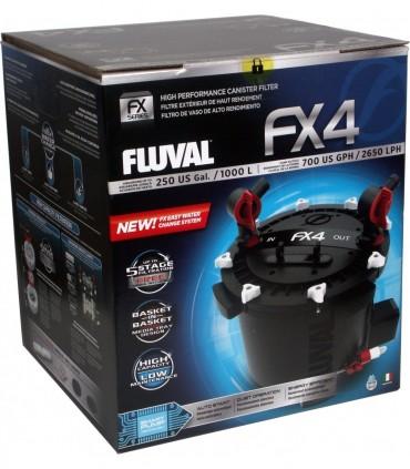 Filtro Fluval FX4 - Filtro externo para Acuarios